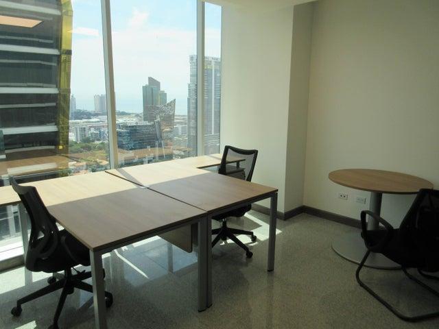 Oficina Panama>Panama>Obarrio - Alquiler:750 US Dollar - codigo: 16-3302