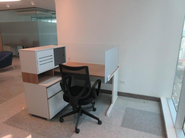 Oficina Panama>Panama>Obarrio - Alquiler:800 US Dollar - codigo: 16-3303