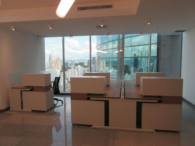 Oficina Panama>Panama>Obarrio - Alquiler:900 US Dollar - codigo: 16-3304