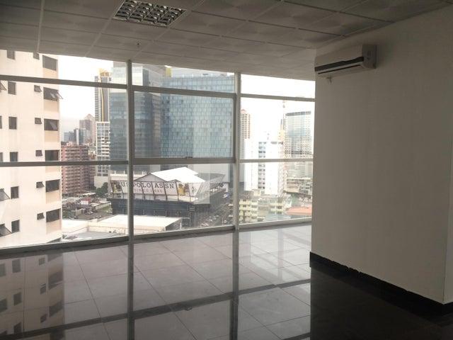 Oficina Panama>Panama>Obarrio - Venta:160.000 US Dollar - codigo: 16-3320