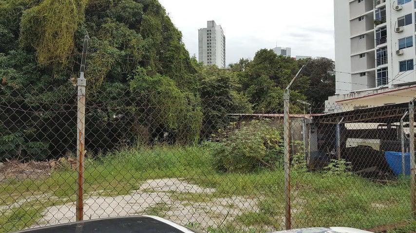 Terreno Panama>Panama>San Francisco - Venta:840.000 US Dollar - codigo: 16-3341
