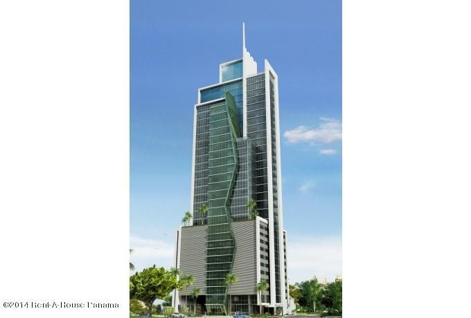 Oficina Panama>Panama>Obarrio - Venta:1.209.800 US Dollar - codigo: 16-3391