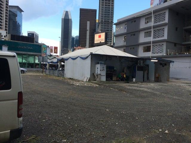 Terreno Panama>Panama>El Cangrejo - Venta:3.300.000 US Dollar - codigo: 16-3421