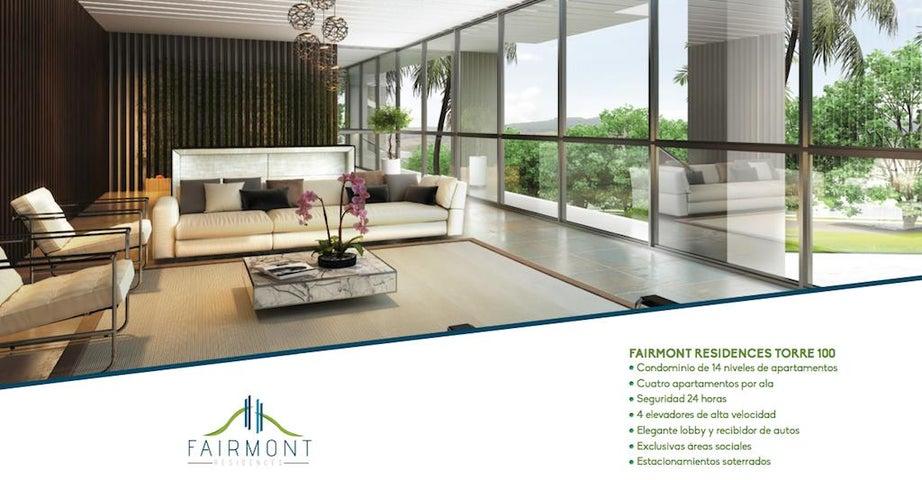 Apartamento Panama>Panama>Brisas Del Golf - Venta:180.400 US Dollar - codigo: 16-3510