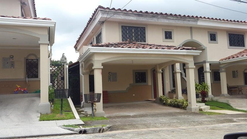 Casa Panama>Panama>Albrook - Alquiler:1.950 US Dollar - codigo: 16-3596