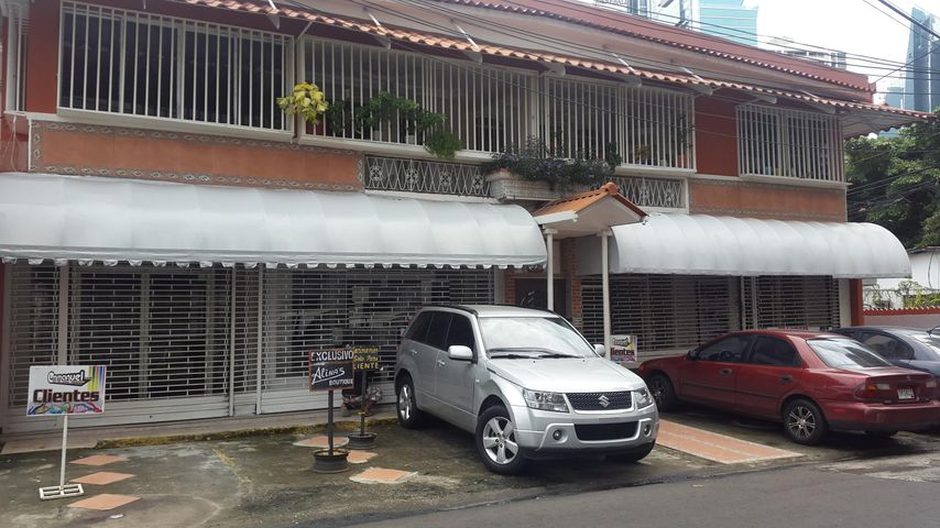 Local comercial Panama>Panama>Obarrio - Alquiler:2.800 US Dollar - codigo: 16-3711