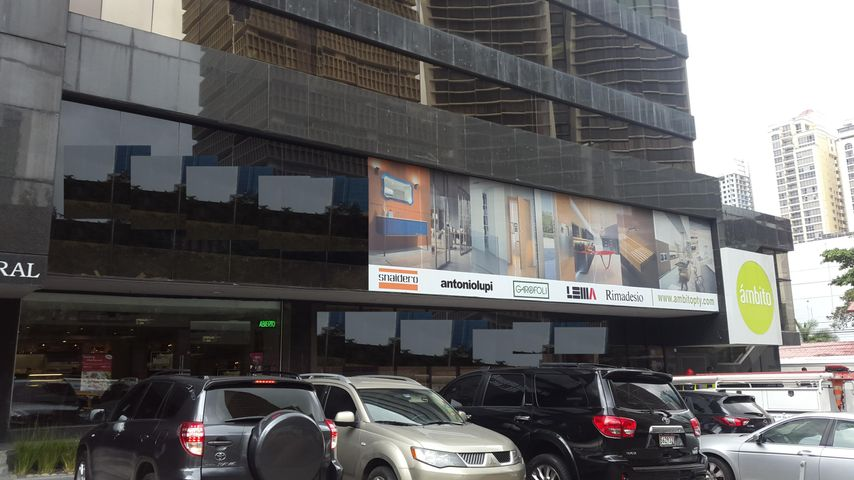 Local comercial Panama>Panama>Obarrio - Alquiler:3.500 US Dollar - codigo: 16-4277