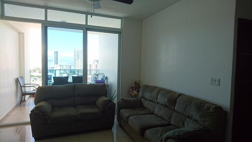 Apartamento Panama>Panama>San Francisco - Alquiler:2.200 US Dollar - codigo: 16-4300