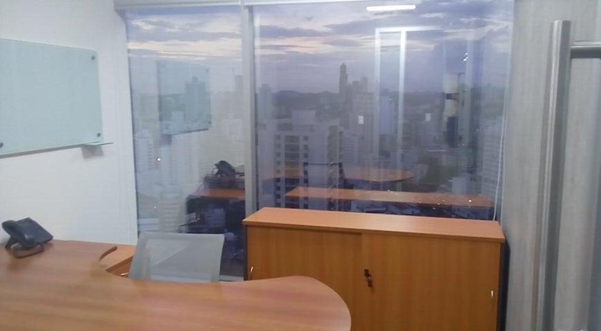 Oficina Panama>Panama>Obarrio - Alquiler:2.088 US Dollar - codigo: 16-4351