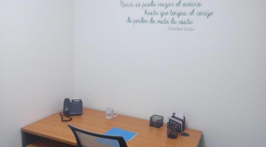 Oficina Panama>Panama>Obarrio - Alquiler:821 US Dollar - codigo: 16-4352