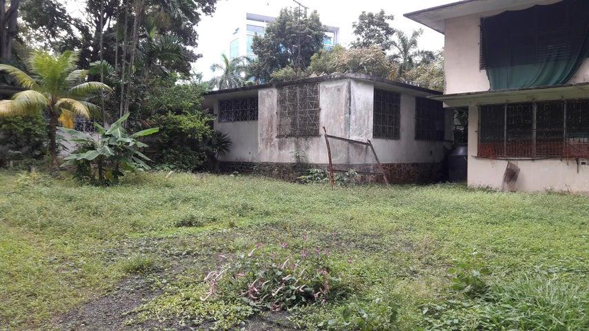 Terreno Panama>Panama>El Cangrejo - Venta:2.100.000 US Dollar - codigo: 16-2720