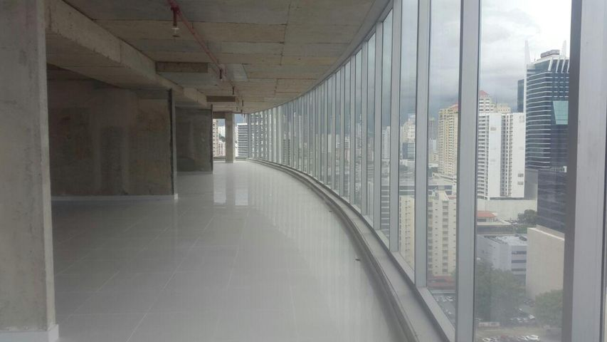 Oficina Panama>Panama>Obarrio - Alquiler:2.460 US Dollar - codigo: 17-481