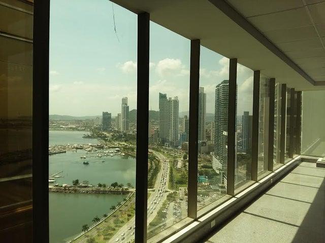 Oficina Panama>Panama>Avenida Balboa - Alquiler:5.040 US Dollar - codigo: 17-604