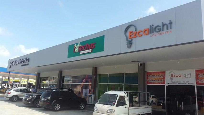 Local comercial Panama>Panama>Juan Diaz - Alquiler:1.782 US Dollar - codigo: 17-688