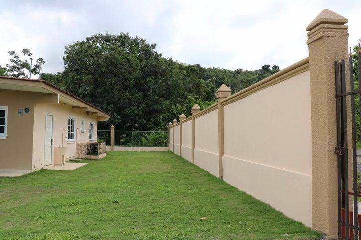 Casa Panama>Chilibre>Chilibre Centro - Venta:120.000 US Dollar - codigo: 17-856