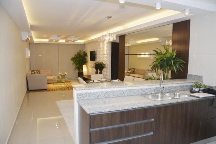 Apartamento Panama>Panama>San Francisco - Venta:264.730 US Dollar - codigo: 17-994