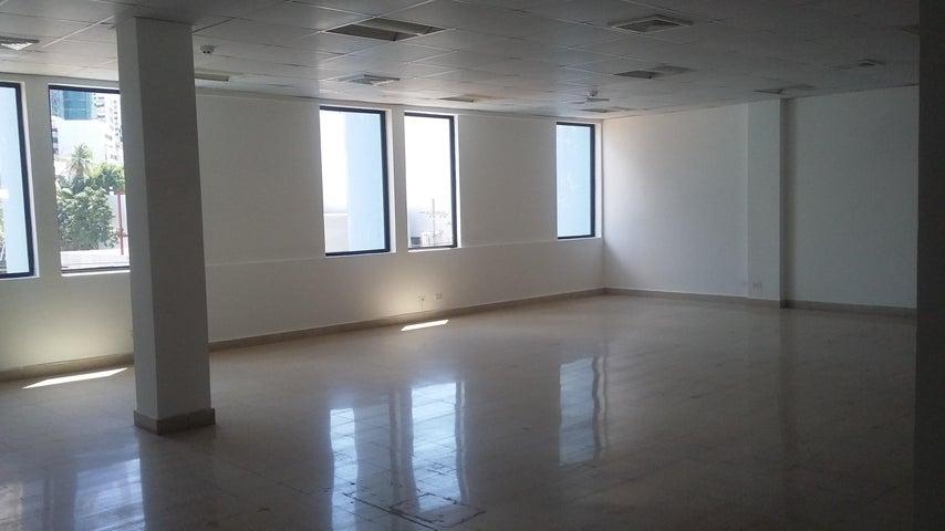 Oficina Panama>Panama>Via España - Alquiler:1.652 US Dollar - codigo: 17-1335