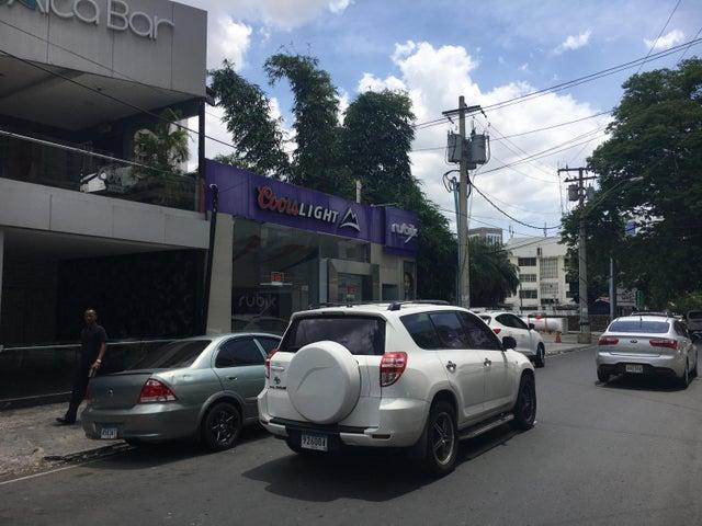 Local comercial Panama>Panama>Bellavista - Alquiler:2.800 US Dollar - codigo: 17-1807