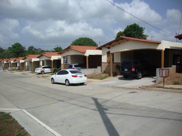Casa Panama>La chorrera>Chorrera - Venta:126.200 US Dollar - codigo: 15-1962