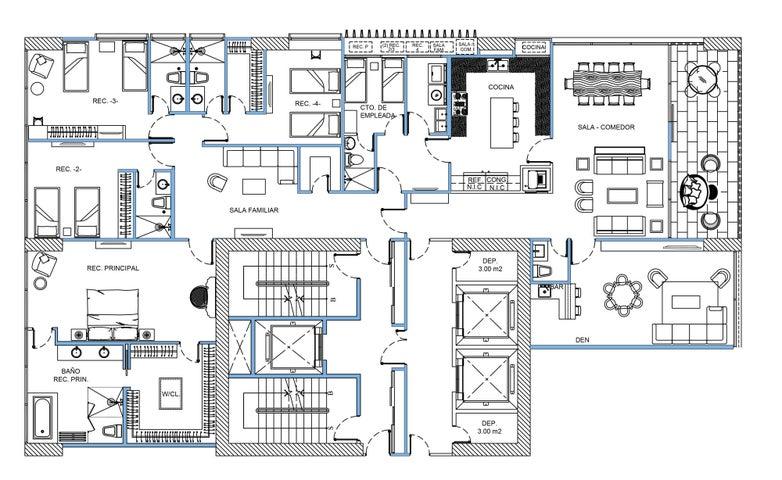 Apartamento Panama>Panama>Santa Maria - Venta:875.000 US Dollar - codigo: 16-1817