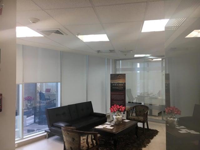 Oficina Panama>Panama>Obarrio - Venta:550.000 US Dollar - codigo: 17-2520