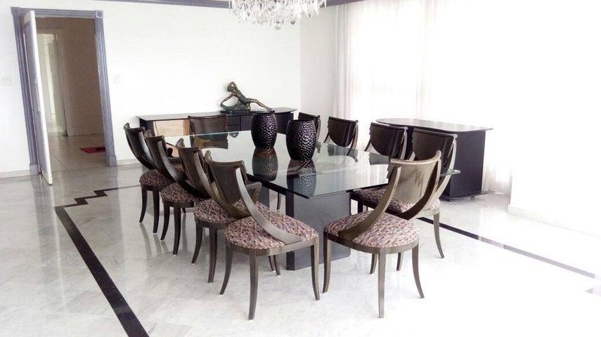 Apartamento Panama>Panama>Paitilla - Alquiler:3.800 US Dollar - codigo: 16-3838