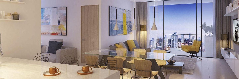 Apartamento Panama>Panama>Obarrio - Venta:245.000 US Dollar - codigo: 16-3855