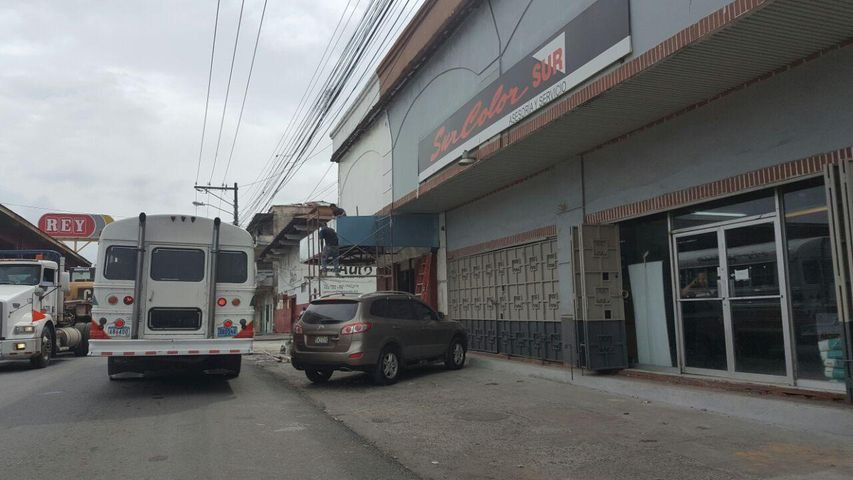 Local comercial Colon>Colón>Colon - Venta:580.000 US Dollar - codigo: 17-4277