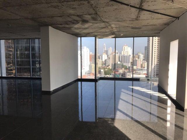 Oficina Panama>Panama>Obarrio - Venta:235.000 US Dollar - codigo: 15-2432