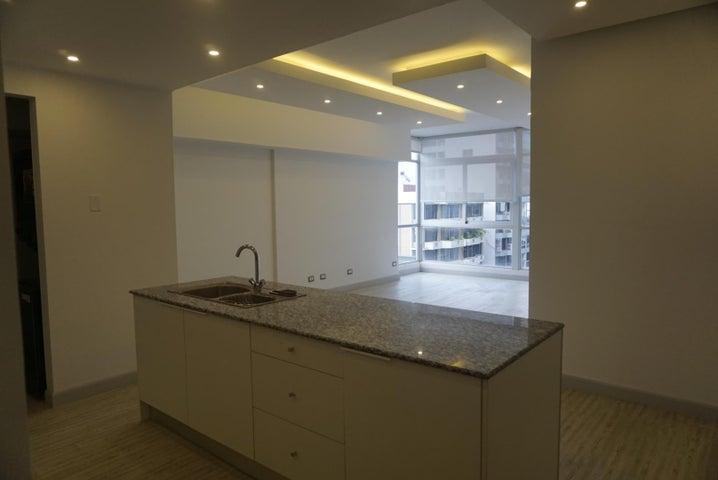Apartamento Panama>Panama>San Francisco - Alquiler:1.450 US Dollar - codigo: 17-4863