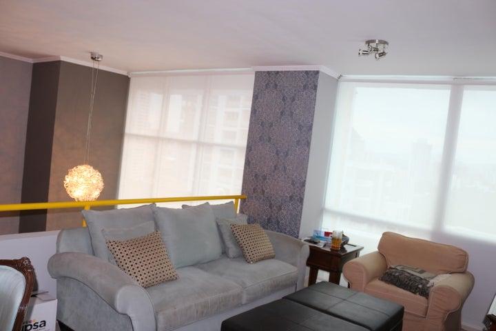 Apartamento Panama>Panama>San Francisco - Venta:375.000 US Dollar - codigo: 17-4870