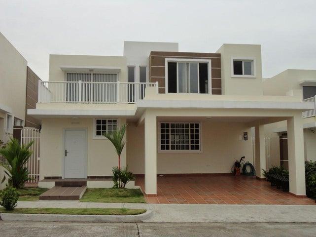 Casa Panama>Panama>Brisas Del Golf - Venta:300.000 US Dollar - codigo: 17-4893