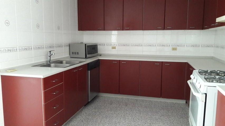 Apartamento Panama>Panama>Avenida Balboa - Alquiler:2.100 US Dollar - codigo: 17-5508