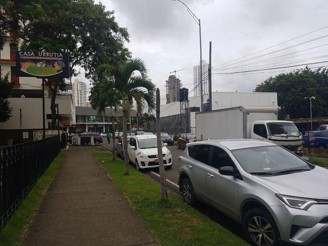 Consultorio Panama>Panama>Obarrio - Alquiler:647 US Dollar - codigo: 17-5601