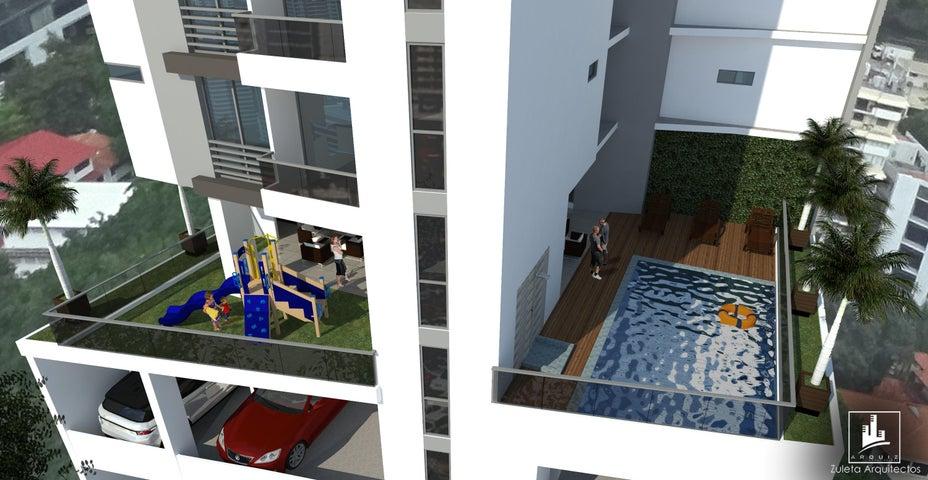 Apartamento Panama>Panama>Hato Pintado - Venta:245.100 US Dollar - codigo: 17-6271