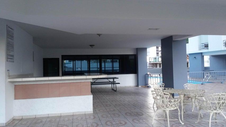 Apartamento Panama>Panama>Paitilla - Alquiler:1.300 US Dollar - codigo: 17-6361