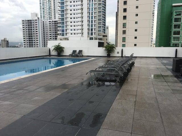 Apartamento Panama>Panama>San Francisco - Alquiler:1.550 US Dollar - codigo: 17-6323
