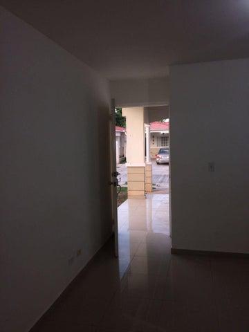 Casa Panama>La chorrera>Chorrera - Alquiler:490 US Dollar - codigo: 17-6625
