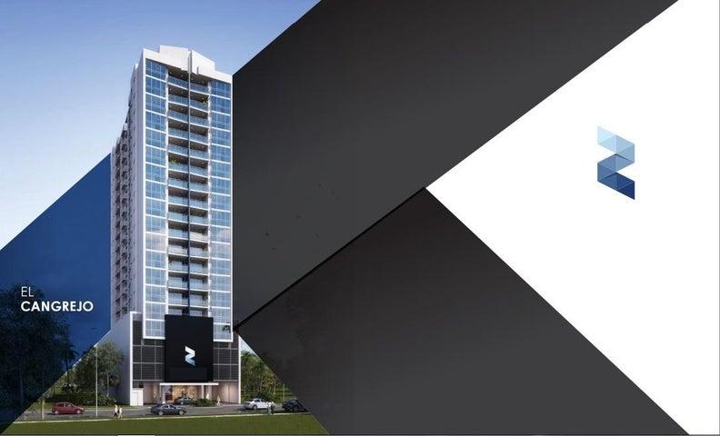 Apartamento Panama>Panama>El Cangrejo - Venta:249.000 US Dollar - codigo: 15-1625