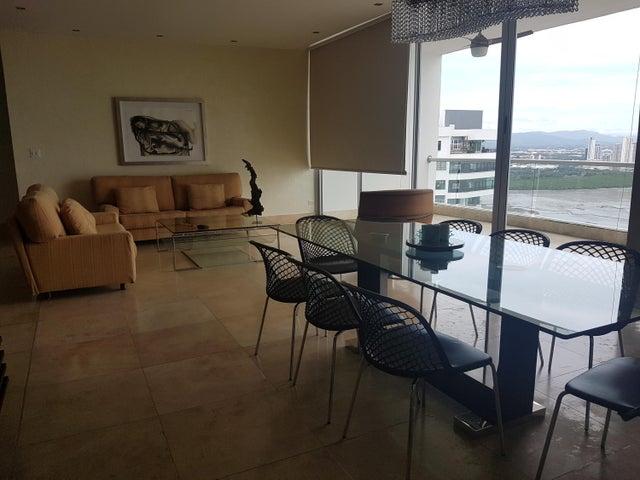Apartamento Panama>Panama>Coco del Mar - Alquiler:2.600 US Dollar - codigo: 17-6831