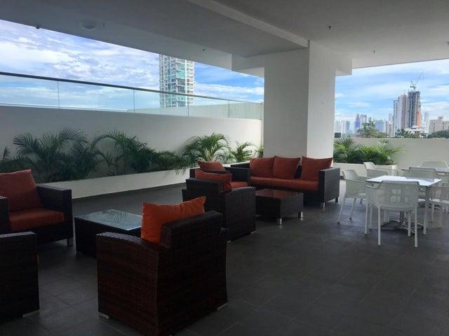 Apartamento Panama>Panama>San Francisco - Venta:189.000 US Dollar - codigo: 17-6834