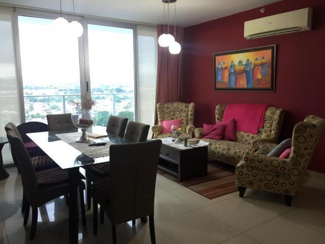 Apartamento Panama>Panama>Costa del Este - Alquiler:1.500 US Dollar - codigo: 17-6833