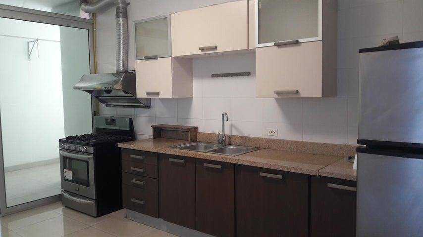 Apartamento Panama>Panama>El Cangrejo - Alquiler:1.500 US Dollar - codigo: 18-112