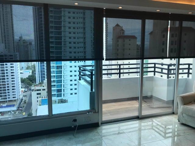 Apartamento Panama>Panama>San Francisco - Alquiler:2.150 US Dollar - codigo: 18-181