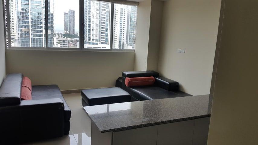 Apartamento Panama>Panama>San Francisco - Alquiler:990 US Dollar - codigo: 18-366