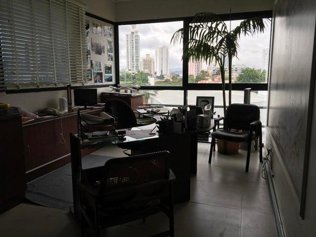 Oficina Panama>Panama>San Francisco - Alquiler:500 US Dollar - codigo: 18-185