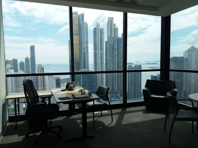 Oficina Panama>Panama>Marbella - Alquiler:1.260 US Dollar - codigo: 18-720