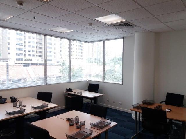 Oficina Panama>Panama>Marbella - Alquiler:1.260 US Dollar - codigo: 18-721