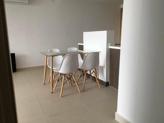 Apartamento Panama>Panama>El Carmen - Alquiler:1.250 US Dollar - codigo: 18-826