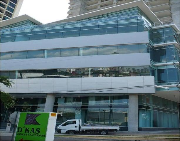 Consultorio Panama>Panama>San Francisco - Alquiler:600 US Dollar - codigo: 18-856